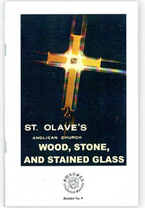 St. Olave's Anglican Church: Wood, Stone, And Stained Glass