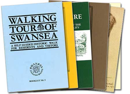 Swansea Historical Society booklets
