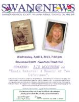 SHS Newsletter – Apr 2013