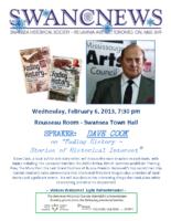 SHS Newsletter – Feb 2013