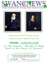 SHS Newsletter – Mar 2014
