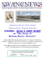 SHS Newsletter – May 2013